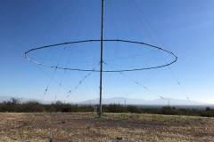 World's largest discone located in Sahuarita, AZ